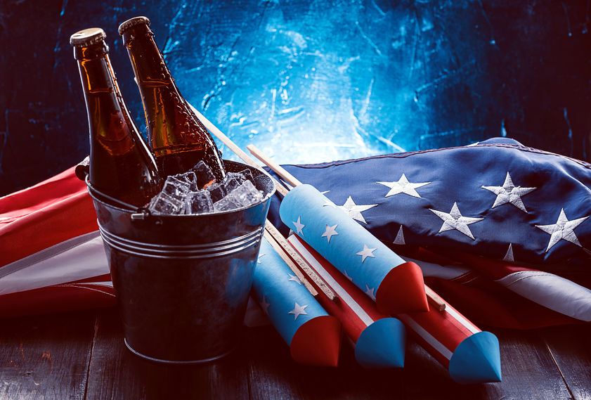 4th of July Risks to Your Roof