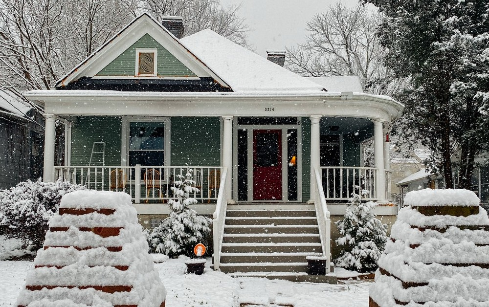 Why Winter is the Perfect Time for a Roof Repair alpha roofing atlanta